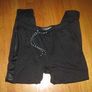 AE Joggers Pants Men's Black size Medium
